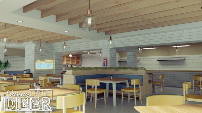 Sunnydale Diner