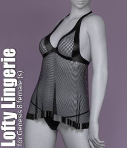 dforce Lofty Lingerie