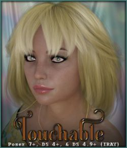 Touchable Lizanna