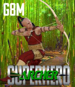 SuperHero Archer for G8M Volume 1