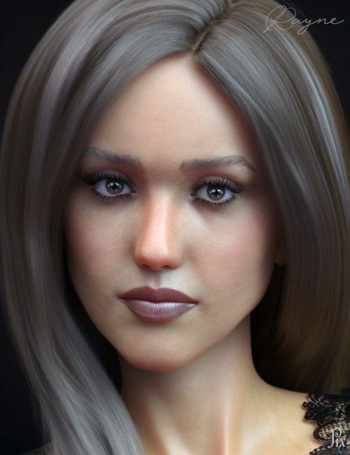 Pix Rayne HD for Genesis 8 Female