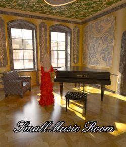 AJ Small Music Room