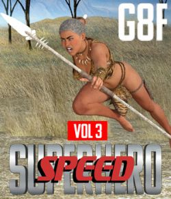 SuperHero Speed for G8F Volume 3