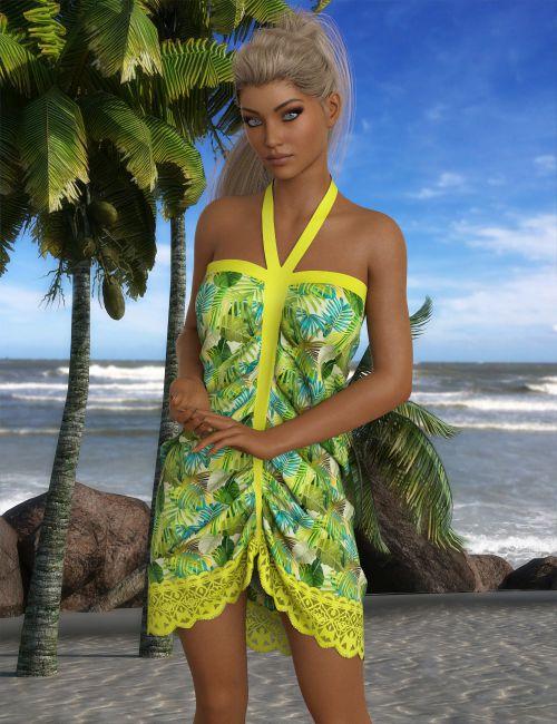 InStyle - dForce - Sarong for G8F