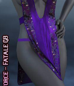 dforce- Fatale- Genesis 8