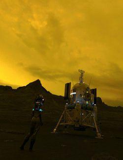Orestes Iray HDRI Skydomes - Sulfur