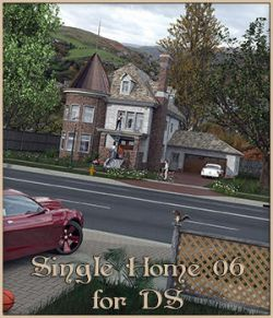 Single Home 06 for DS