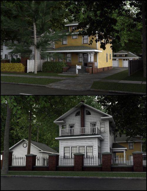 C3D Neighborhood XPack 3