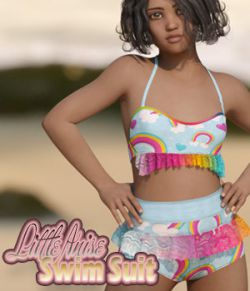 SublimelyVexed Little Anise Swimsuit G8F