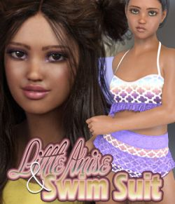 SublimelyVexed Little Anise & Swimsuit G8F BUNDLE