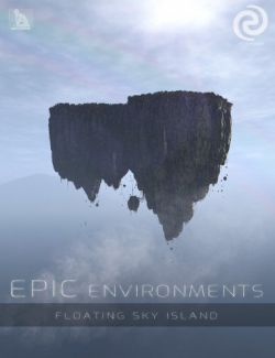 Epic Environments - Floating Sky Island