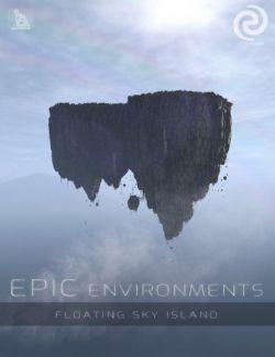 Epic Environments- Floating Sky Island