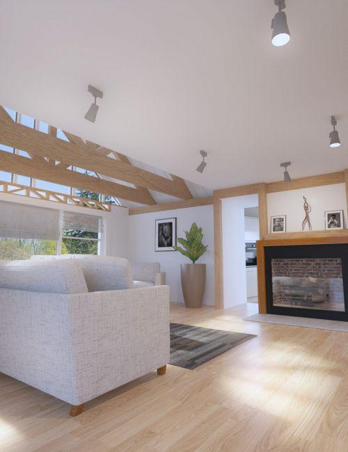 Architect Living Room