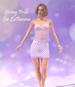 Spring Frills for La Femme Closet No.4