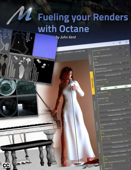Fueling Your Renders with Octane - Photorealistic Renders