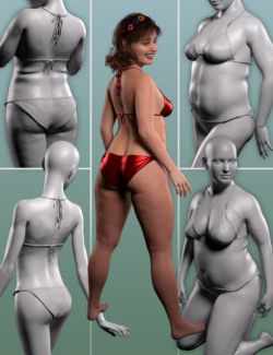 Body Diversity Morphs for Genesis 8 Female(s)
