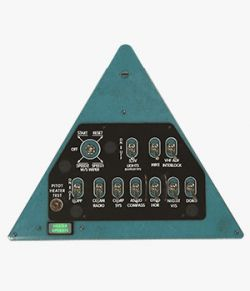 Mi-8MT Mi-17MT Right Triangular Panels Board English- Extended License