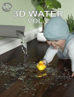 JW 3D Water Props Vol. 2