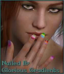 Nailed It 02: Glorious Gradients L.I.E and Merchant Resource for G8F