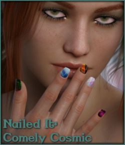 Nailed It 04: Comely Cosmic L.I.E and Merchant Resource for G8F