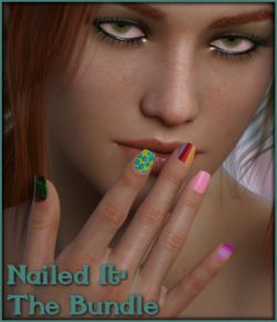 Nailed It: The Bundle L.I.E and Merchant Resource for G8F