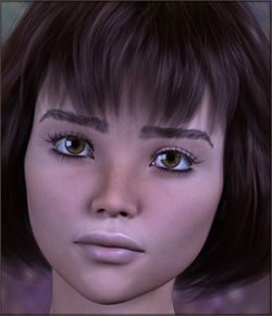 TDT-Albina for Genesis 8 Female