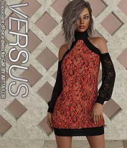 VERSUS - Insouciant dForce dress for G8F