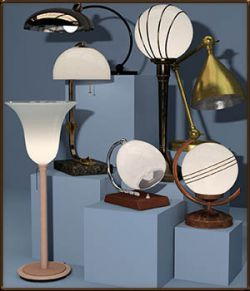 Desk Lamps for DS