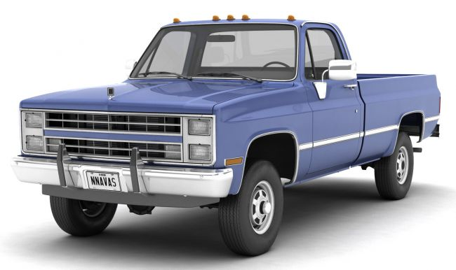 GENERIC 4WD PICKUP TRUCK 4 - EXTENDED LICENCE