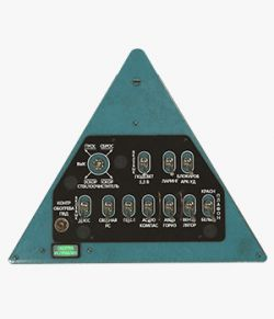 Mi-8MT Mi-17MT Right Triangular Panels Board Russian- Extended License