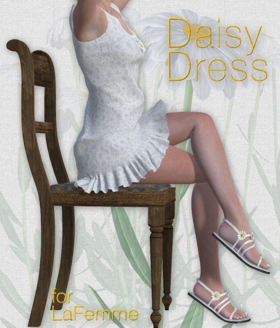 Daisy Dress for La Femme