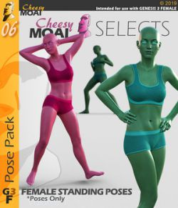 Cheesy Moai Selects G3F v01 : By CheesyMoai for G3F