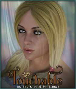 Touchable Loose Ponytails