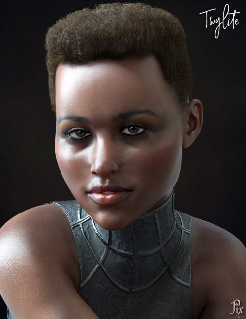 Pix Twylite HD for Genesis 8 Female