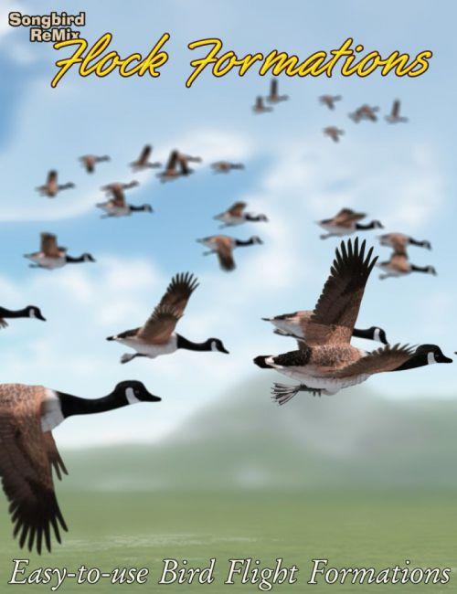 SBRM Flock Formations