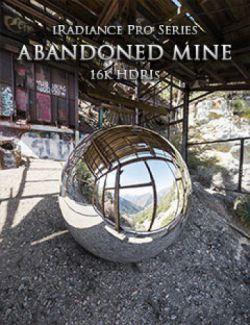 iRadiance Pro Series 16k HDRIs- Abandoned Mine