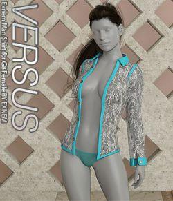 VERSUS - Exnem Man Shirt for G8 Female