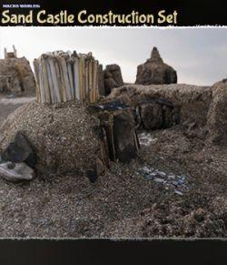 Macro Worlds: Sand Castle Construction Set