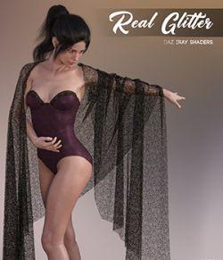 Daz Iray- Real Glitter