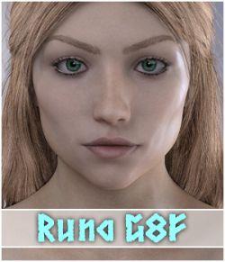 Runa for Genesis 8 Female