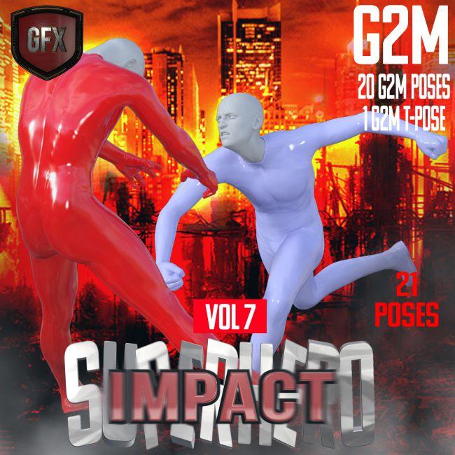 SuperHero Impact for G2M Volume 7