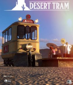 Desert Tram for DS
