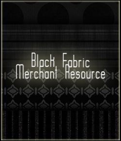 Black Fabric Merchant Resource