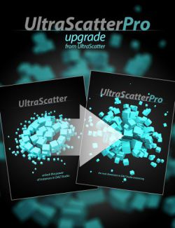 UltraScatterPro - Upgrade from UltraScatter Advanced Instancing