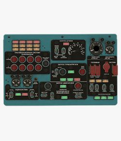 Mi-8MT Mi-17MT Central Overhead Board Russian- Extended License