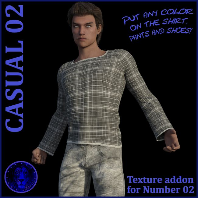 Casual 02 for Lyones Number 2