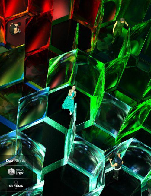 World of Glass: Maze
