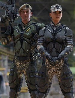 Insignia Expansion for ATLAS Armored Suit