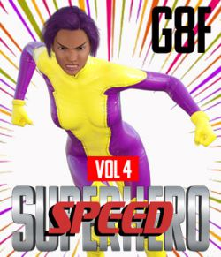 SuperHero Speed for G8F Volume 4