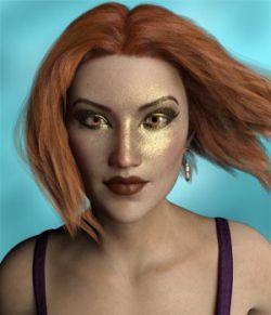 EA Alin For Genesis 8 Females